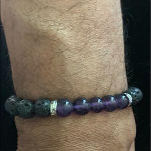 Jewelry - Lava Volcanic Stone Bracelet